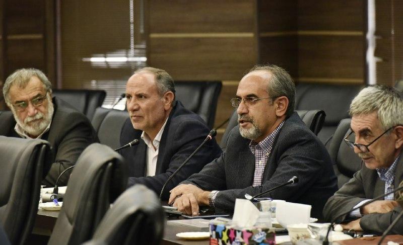 گزارش تصویری از دومین جلسه شورای گفتگوی دولت و بخش خصوصی آذربایجان غربی